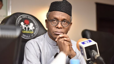 Kaduna State Govenor, Nasir Ahmad El-Rufai has revealed that the 18 new COVID-19 cases recorded in the state on Thursday 21st May 2020, had 10 family members inclusive.  The governor disclosed this in a tweet via his verified Twitter handle, where he stated that a family of 10 members tested positive for COVID-19 in Kaduna.  The Nigeria Centre for Disease Control (NCDC) had announced on Thursday night that Nigeria recorded 339 new COVID-19 cases, with 18 cases recorded in Kaduna state.