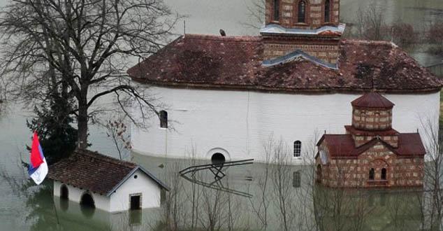 ИН4С на лицу места: Голгота ваљевске Грачанице (ВИДЕО)