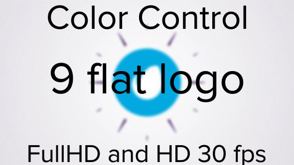 Flat logo pack[Videohive][After Effects][13759835]