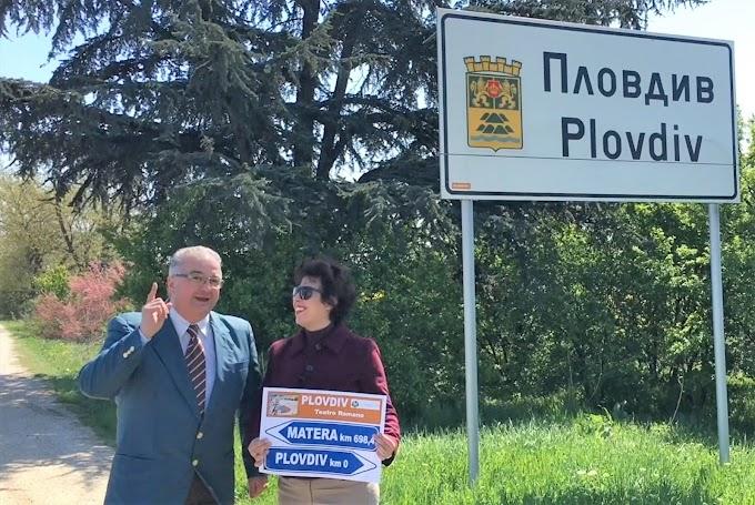 A Matera la prima nazionale del docufilm 'Matera Plovdiv, la retta via della cultura 2019'