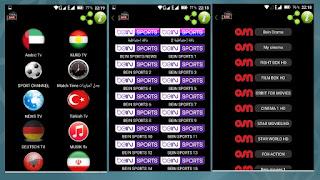 تحميل النسخة الجديدة من تطبيق Rasho Tv لمشاهدة القنوات المشفرة مجانا للاندرويد