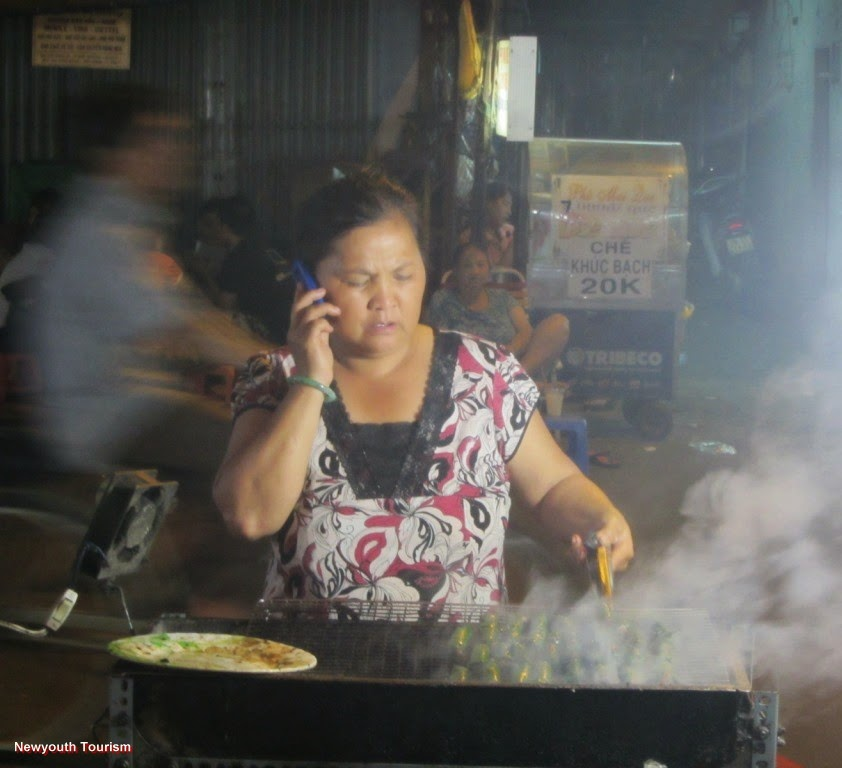 Best Street Food Streets in Ho Chi Minh city 1