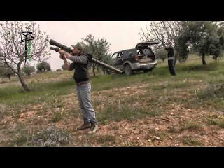 "No anti-aircraft weapons sent to 'our' Syrian ""rebels"""