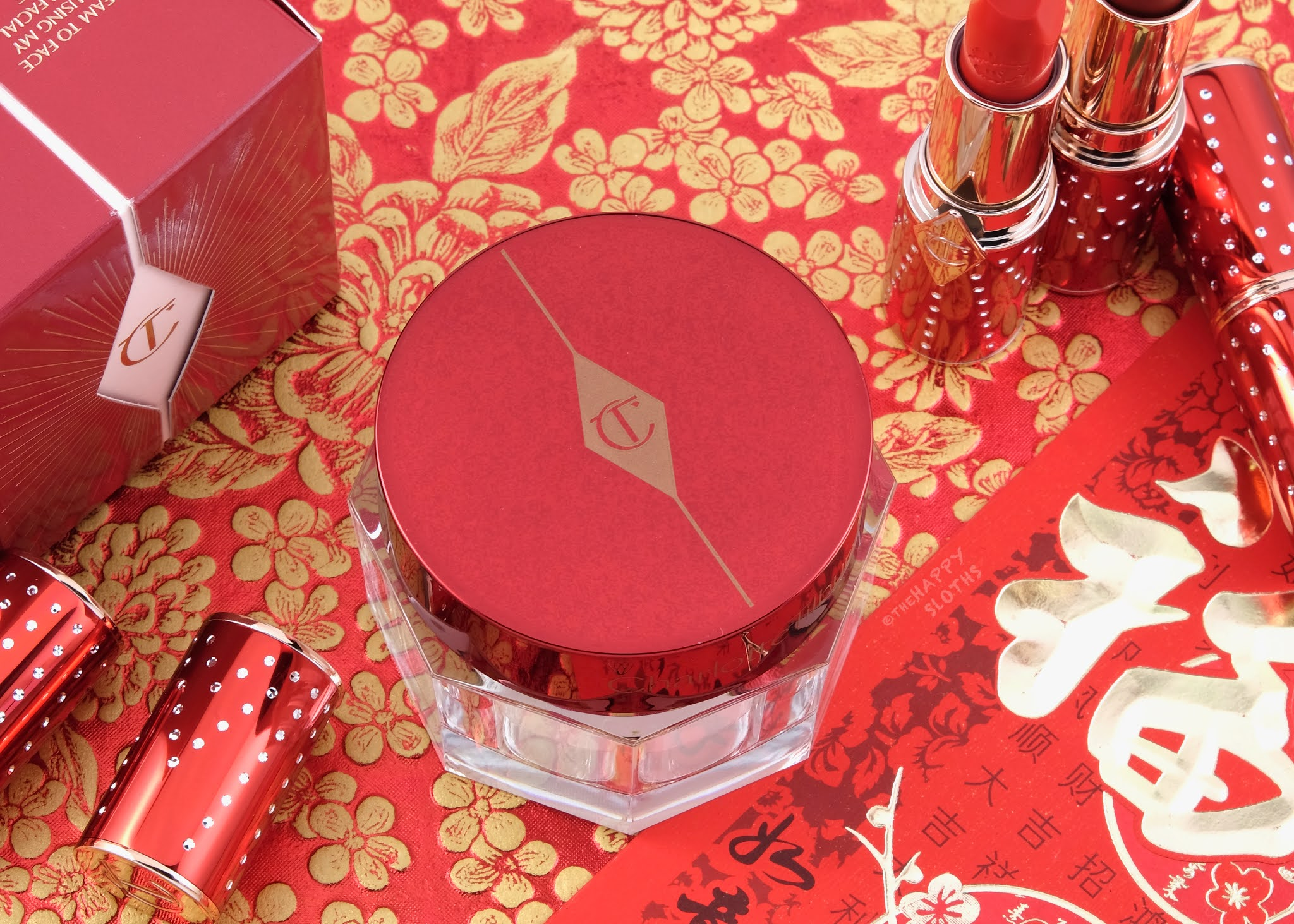 Charlotte Tilbury | Lunar New Year Limited Edition Charlotte's Magic Cream: Review and Swatches