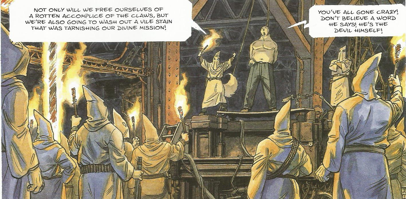 Karup Sofa Thoughts Of A Workshy Fop: Blacksad (#1-3) Nsfw