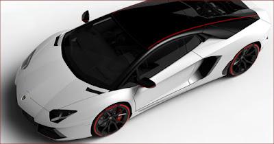 Mobil eksotis produsen terkenal dunia, lamborghinih