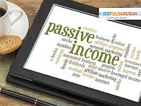 Inilah Cara Mendapatkan Passive Income dari Toko Online