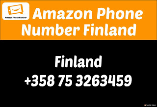 Amazon Call Number Finland