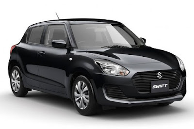 2017 Maruti Swift Black wallpaper