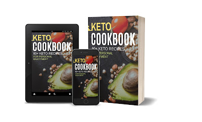 KETO COOKBOOK RECIPE