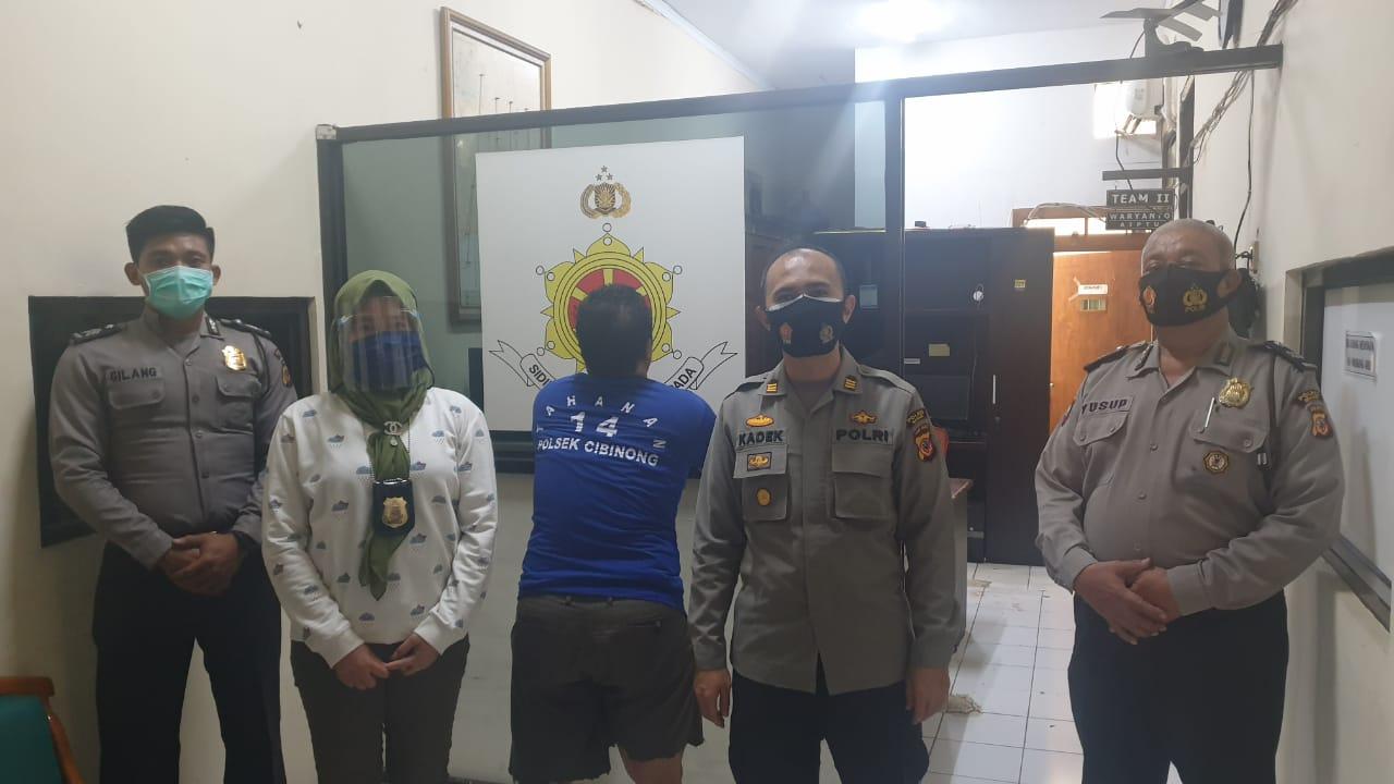 Polisi Ungkap Kasus Pembunuhan Mayat Dalam Sumur Di Cibinong