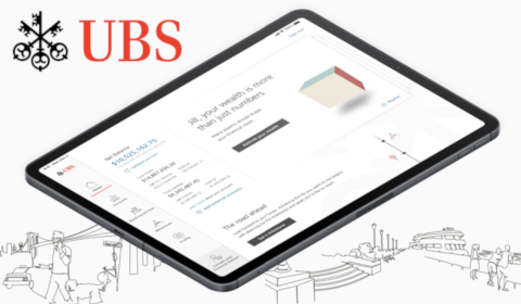 Application mobile UBS