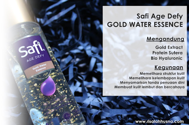 Safi Gold Water Essence