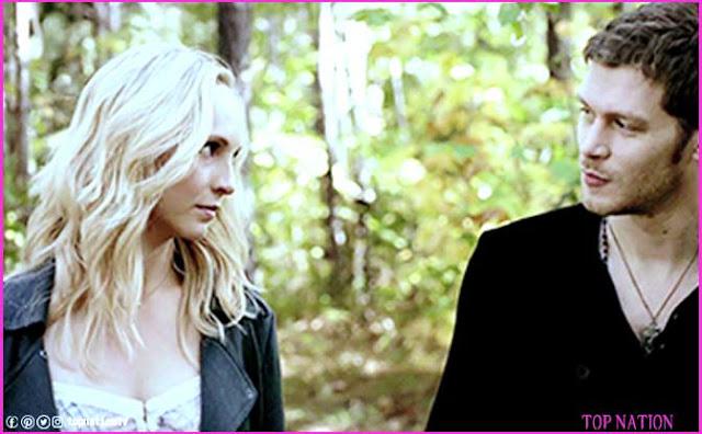 Caroline Forbes and Klaus TVD