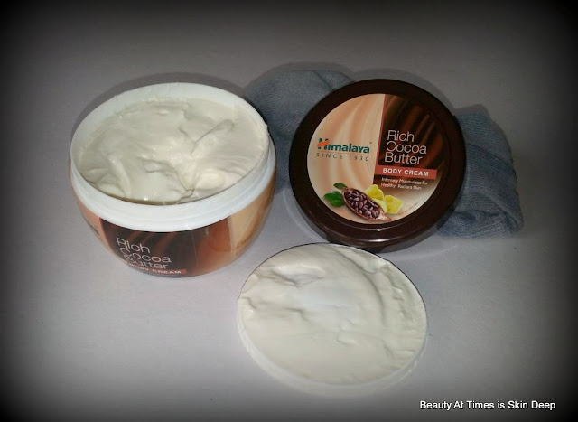 Himalaya Rich Cocoa Butter Body Cream