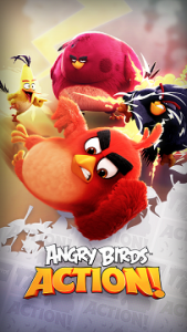 Angry Birds Action! APK+DATA MOD v1.9.1