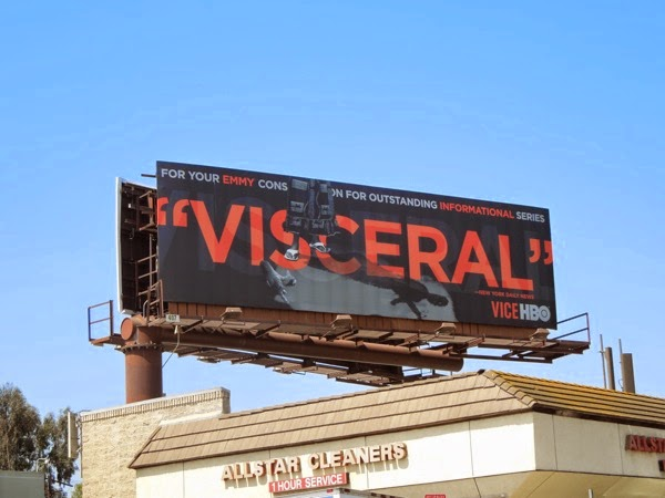 Vice Visceral HBO 2014 Emmy billboard