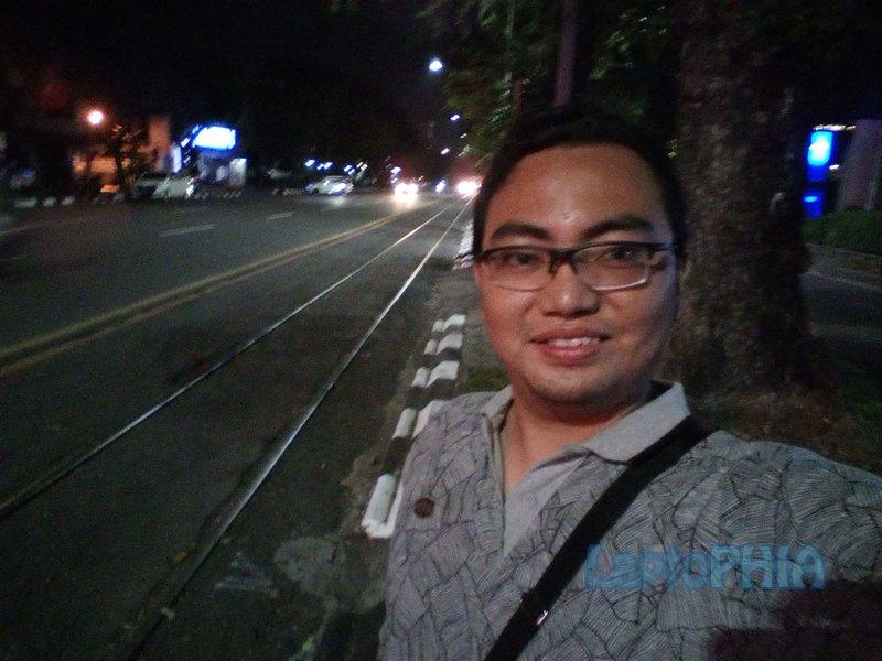 Hasil Foto Kamera Depan Oukitel WP5