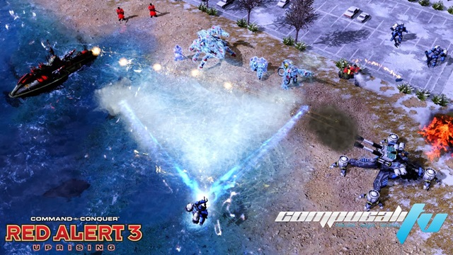 Command & Conquer: Red Alert 3 Uprising PC Full Español