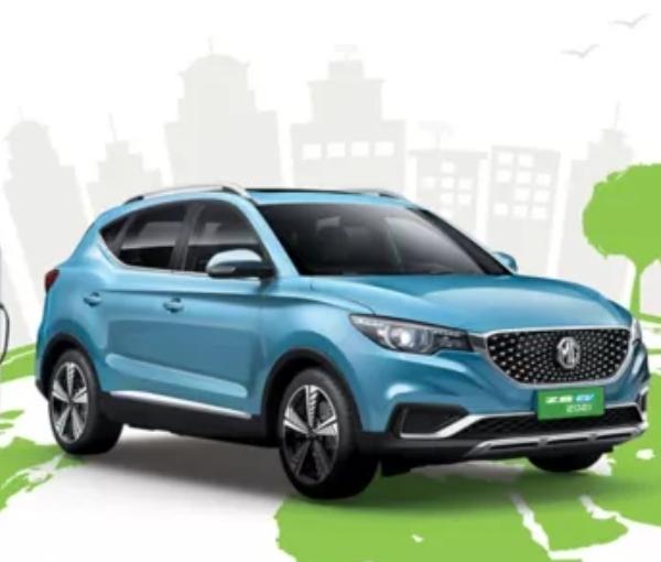 MG Motors has plane to launch MG ZS EV small battery option.