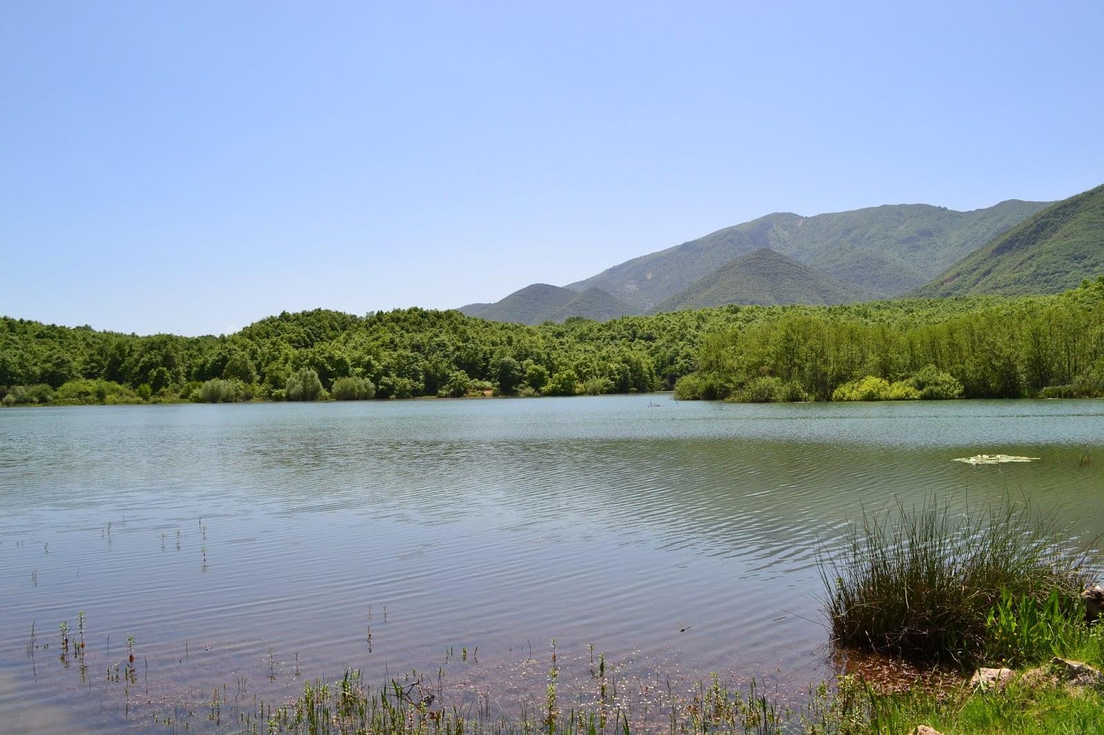 Μέλος του Δικτύου Πόλεων με Λίμνες   ο Δήμος Πωγωνίου!