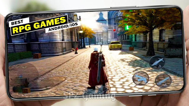 Download Best RPG Games for Android & iOS [6MB] High Graphics