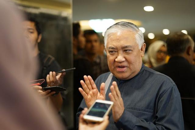 Din Syamsuddin: Melindungi HRS Adalah Tanggung Jawab Negara, Mari Berjuang Pulangkan Beliau