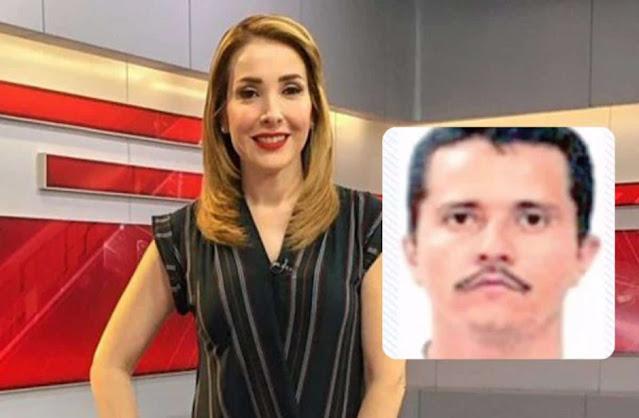 Azucena Uresti le responde a El Mencho tras amenaza: Seguiremos haciendo nuestro trabajo
