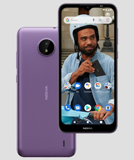 Nokia C10 full specifications