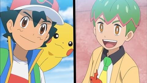 Capitulo 20 Serie Viajes Pokémon: ¡Hacia los sueños! ¡Satoshi y Gou!
