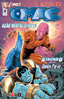 Os Novos 52! O.M.A.C #3