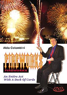 descargar dvd de magia gratis Fireworks by Aldo Colombini