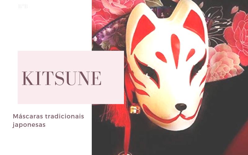 Máscaras na Cultura Japonesa: Kitsune