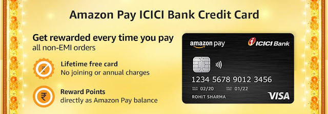 How To Apply For Amazon Pay ICICI Bank Credit Card