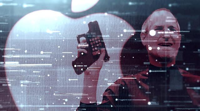 Apple security arrested