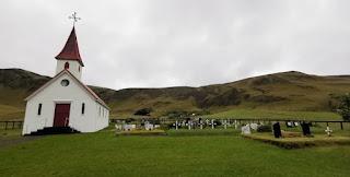 Iglesia de de Reynisfjara.