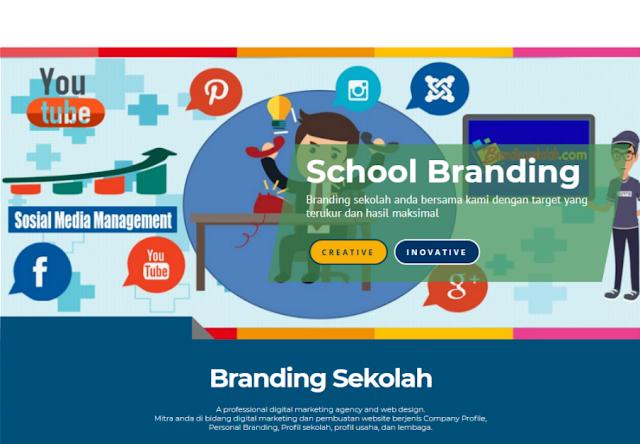 Brandingsekolah.com