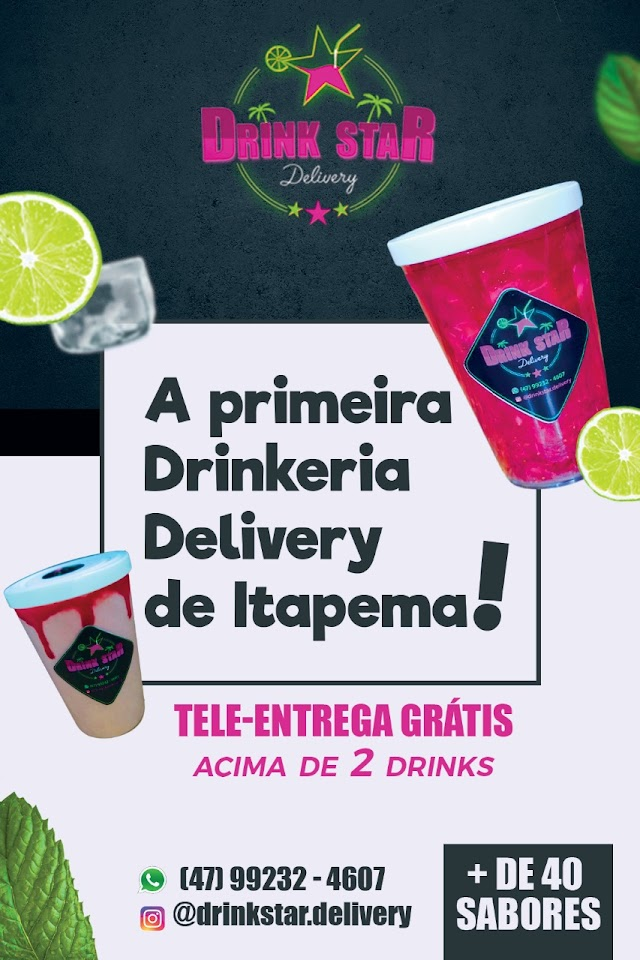 Drink Star Delivery