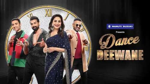 Dance Deewane 3 HDTV 480p 200Mb 15 May 2021
