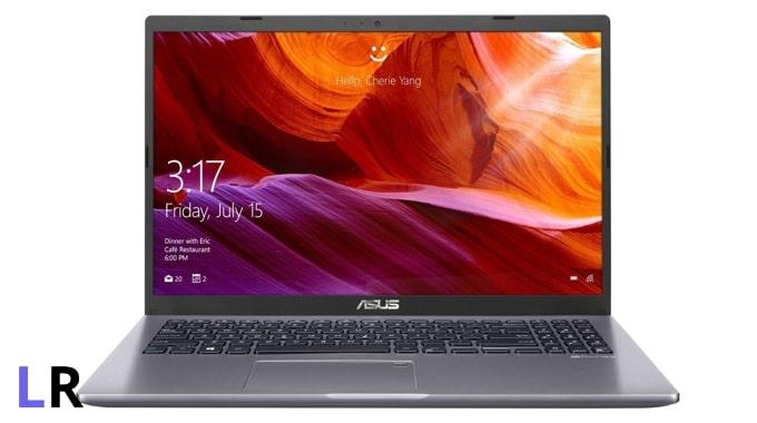 Asus VivoBook M515DA-EJ001T laptop.