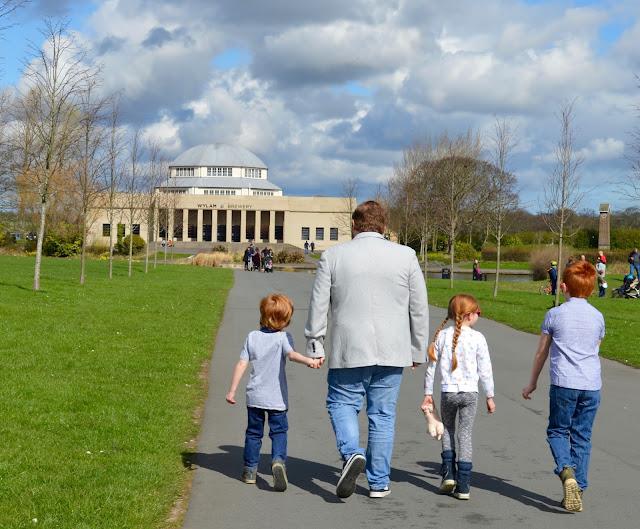 Exhibition Park Newcastle | Walk to Wylam Brewery