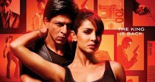 Film DON 2: THE KING IS BACK - Shah Rukh Khan