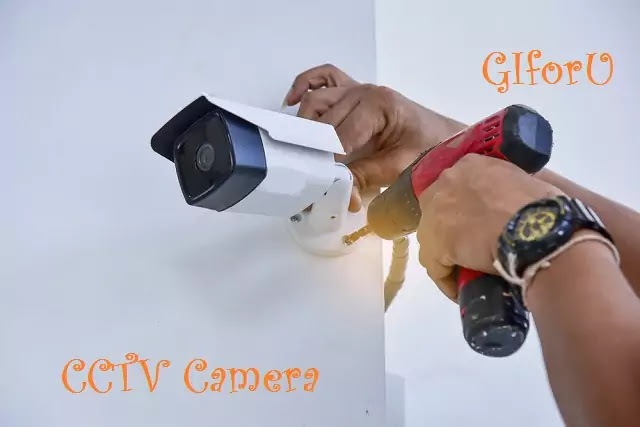 CCTV Camera-Which CCTV Camera is Best for Home-Advantages-GIforU Blog