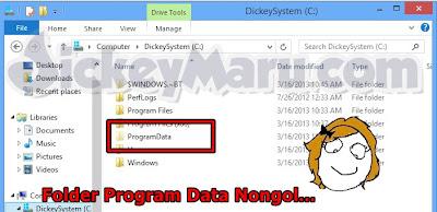 Program Data Folder