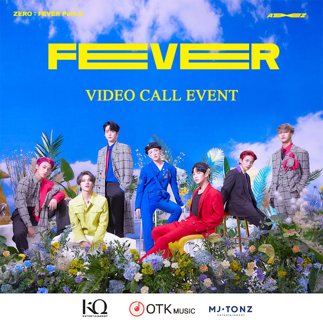 ateez videocall event