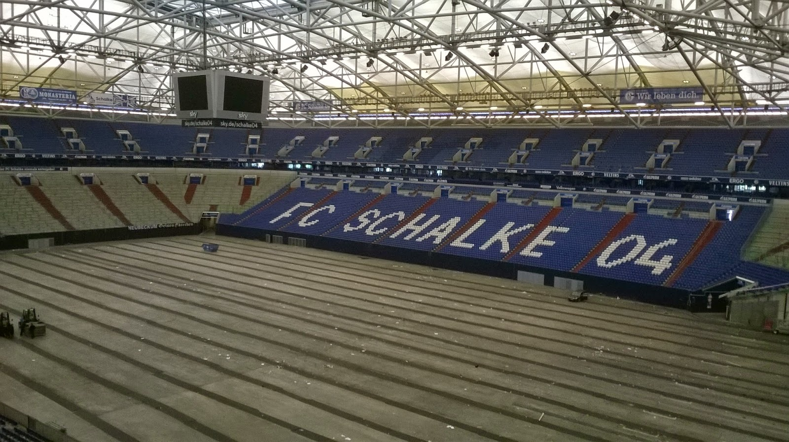 germany getaway veltins arena. Black Bedroom Furniture Sets. Home Design Ideas