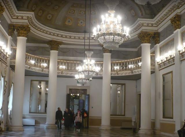Sala da ballo al Museo Correr