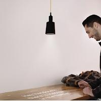 projecteur avec ampoule connectée