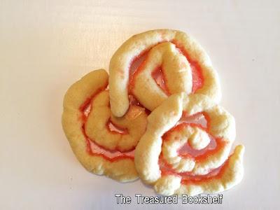 Clocker Sugar Cookies with a Candy center