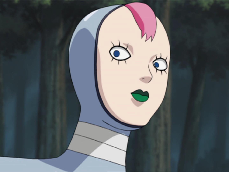 gaya rambut anime unik